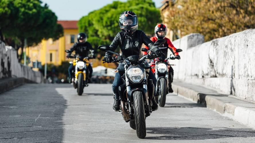 Las matriculaciones de motos subieron un 0,7% en octubre