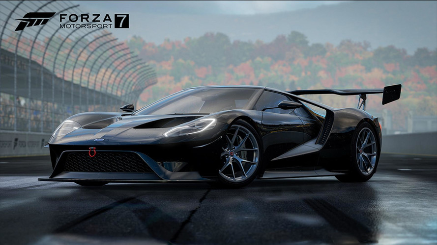 Forza Motorsport 7 To Have Forza Edition Cars Starring Ford GT