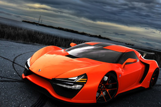 Trion Nemesis Supercar Hopes to Bring 2,000HP to Market in 2016