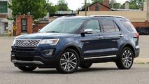 2016 Ford Explorer: Review