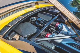 Underground Racing's 2,200-HP Audi R8 Should Probably Be Illegal