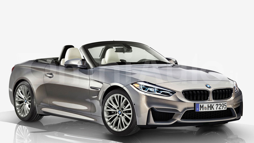 BMW Z4 Concept Heading To Pebble Beach This August