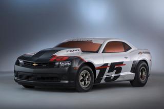 Chevy Goes Camaro Crazy at SEMA