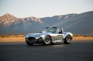 Shelby Celebrates 50 Years With Stunning Cobra 427