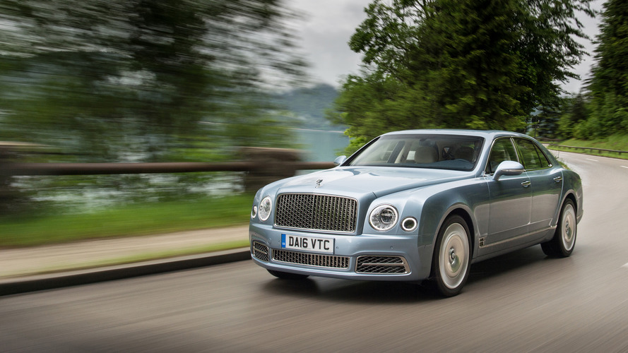 Bentley considering Mulsanne EV to satisfy China legislation