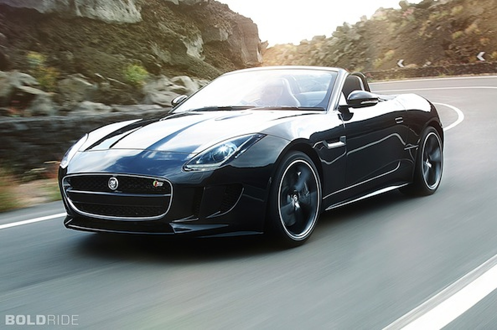 12 Cars of Christmas: Jaguar F-Type