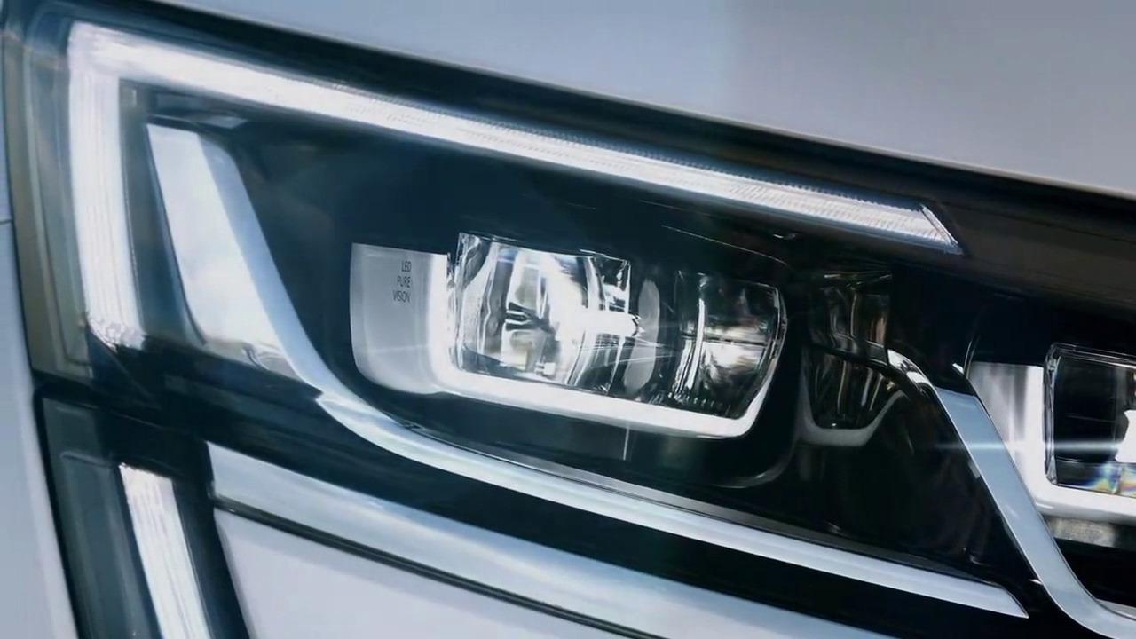 Renault Koleos replacement teaser