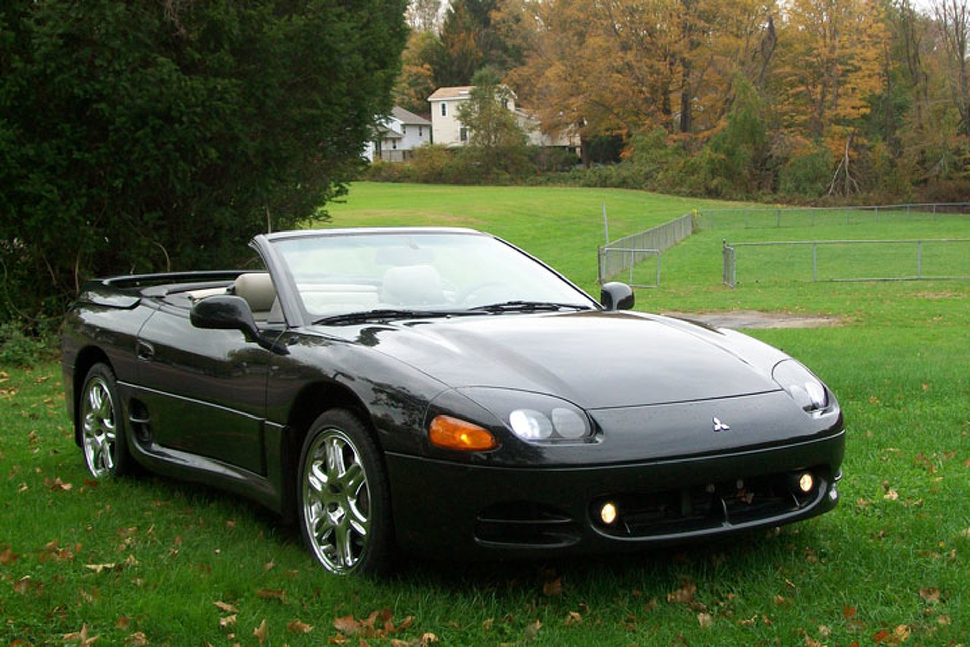 The Top 5 Forgotten Convertibles of the '90s