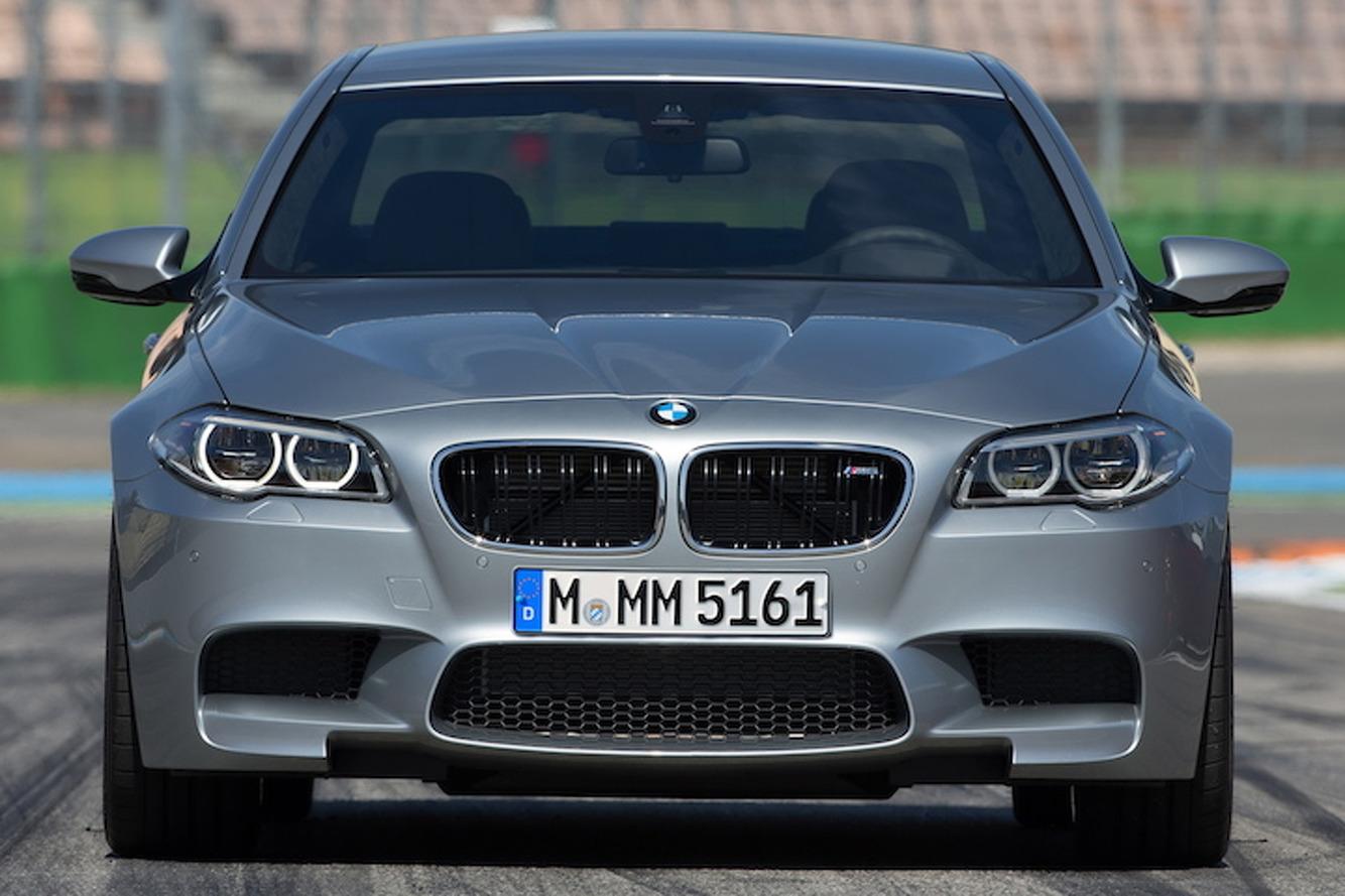 BMW M5, supergalería de fotos (más de 300 imágenes)