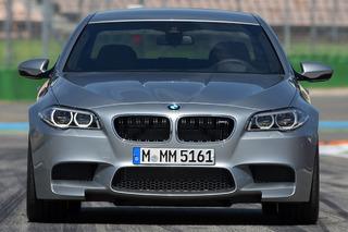 Evolution de la BMW M5