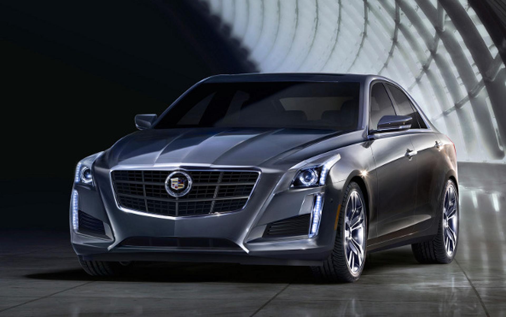 Cadillac Sheds its Old Logo