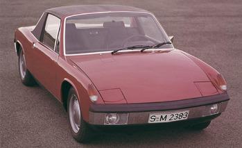 Sports Car Face Plant: Porsche 914