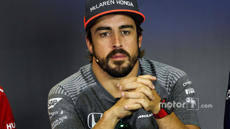 Alonso Admits Interest In NASCAR Test