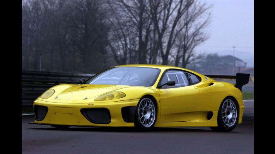 Ferrari 360 GTC: Rennwagen für die FIA-GT-Meisterschaft