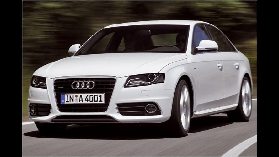 Umweltoffensive: Sauberer Audi-Diesel startet im Jahr 2008