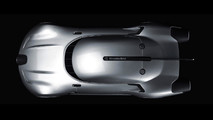 Mercedes Streamliner Supercar Concept