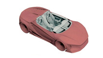 Possible baby Honda NSX patent images