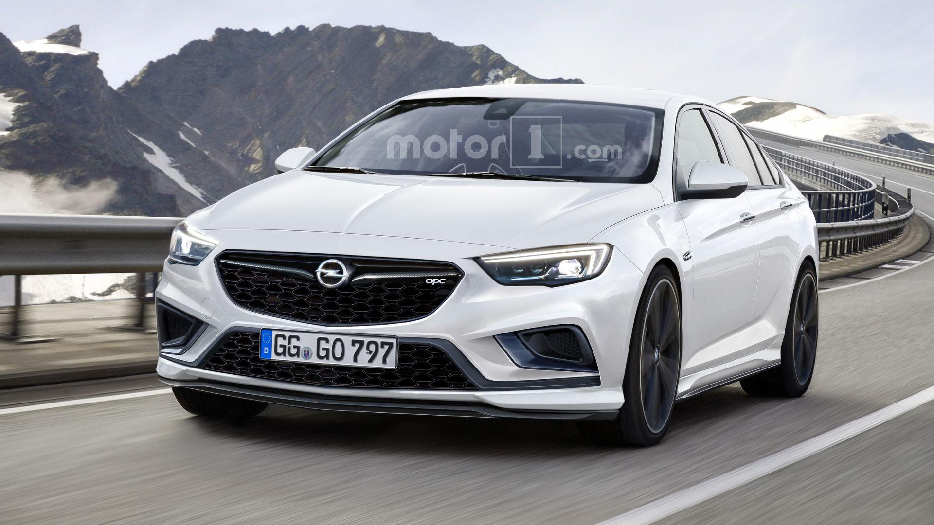new opel insignia opc rendered will most likely happen. Black Bedroom Furniture Sets. Home Design Ideas