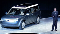 Ford Fairlane Concept at NAIAS