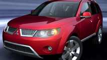 Mitsubishi Outlander Concept Revealed