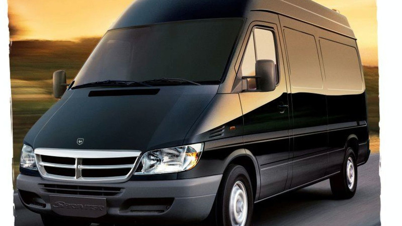 Dodge Sprinter Plug-in Hybrid Electric Vehicle