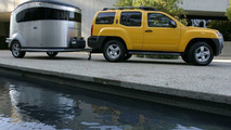 Nissan designed Airstream Trailer