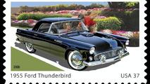 Ford Thunderbird US Postage Stamp