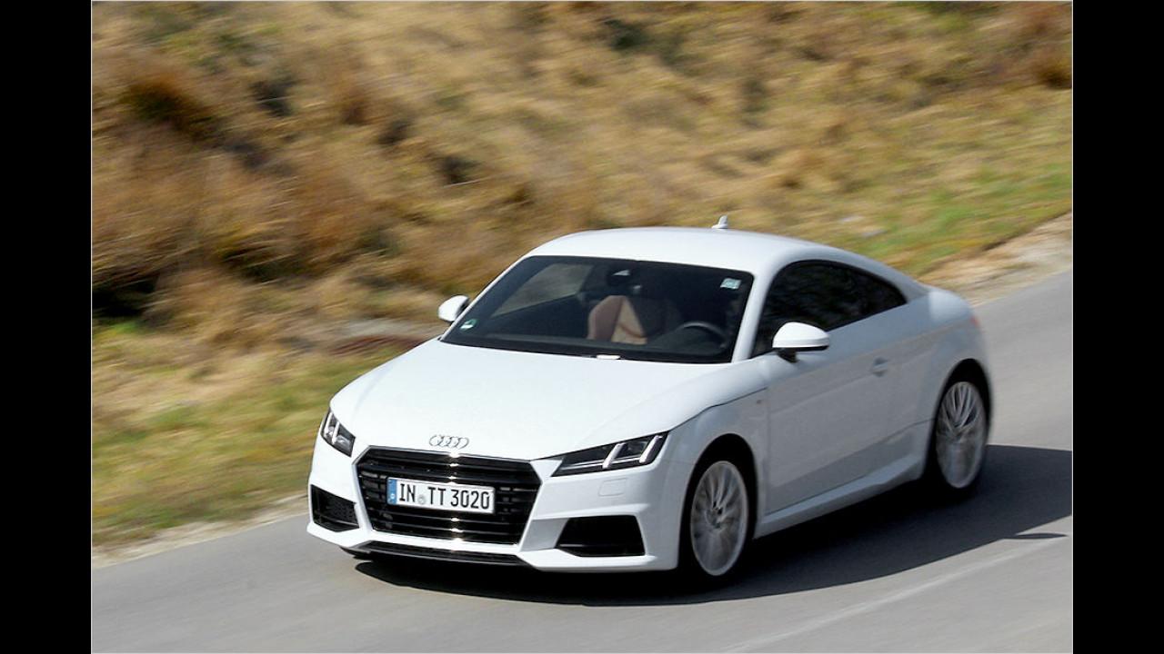 Sportwagen: Audi TT