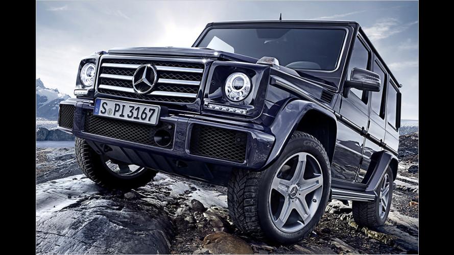 Update für die Mercedes-Gelände-Ikone
