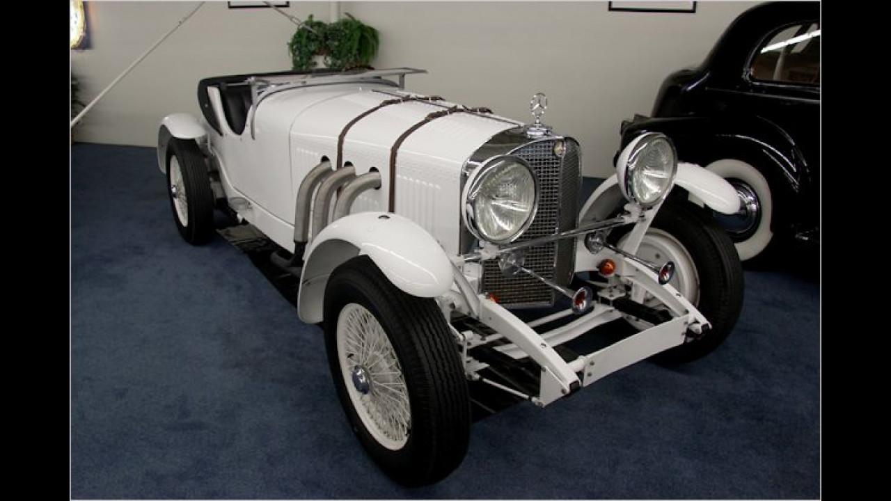1928 Mercedes-Benz SSK Reproduktion