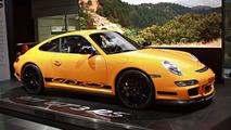 Porsche GT3 RS at Paris Motor Show