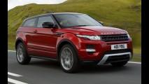 Land Rover produzirá Evoque na China em parceria com a Chery