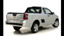Sem reestilização, Chevrolet Montana 2014 chega por R$ 32.390