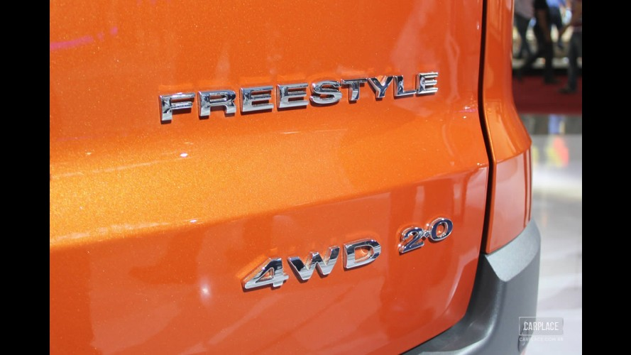 Salão do Automóvel: Novo EcoSport ganha versões com Powershift e 4WD de seis marchas