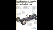 """Carros para sempre: Volkswagen 1.600, o """"Zé do Caixão"""""""
