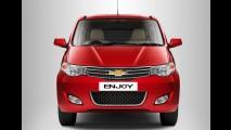 Chevrolet Enjoy é lançado na Índia