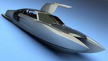 Audi R8 Inspired Catamaran