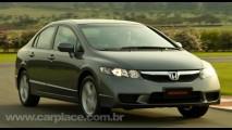 Honda anuncia Recall do New Civic para troca de parafusos da polia da bomba d'água