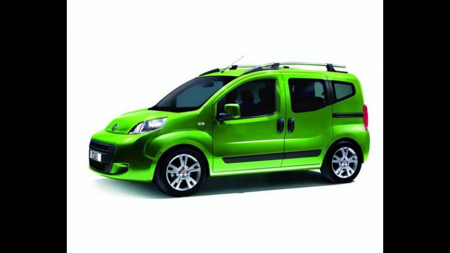Argentina: Lançamento do Fiat Qubo e Fiorino Qubo