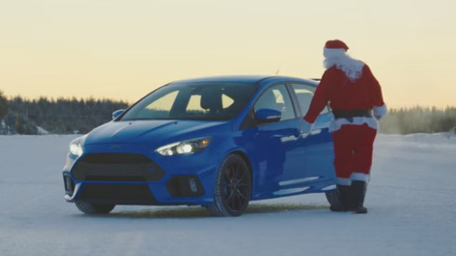 Ford releases Snowkhana 4 [video]