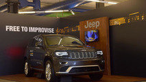 Jeep Grand Cherokee Montreux Jazz Festival Limited Edition