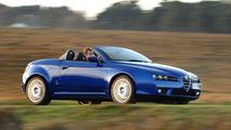 New Alfa Romeo Spider