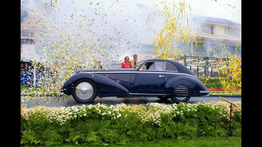Alfa Romeo 8C 2900B è la