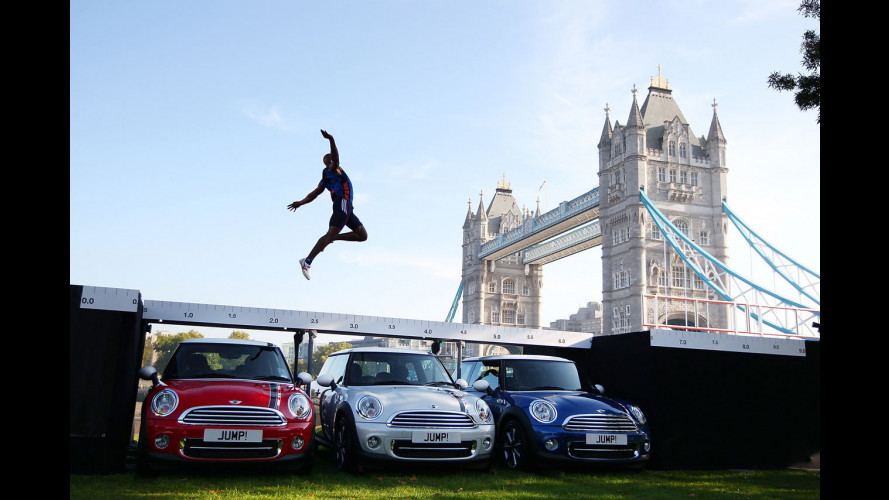 MINI London 2012 Special Edition