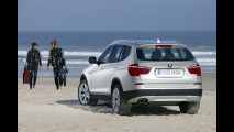 Nuova BMW X3 xDrive35i