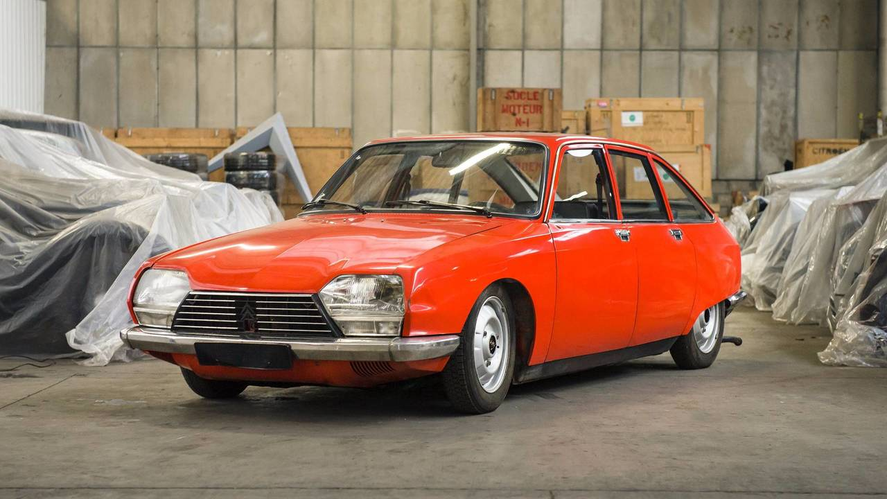 1977 Citroen GSpecial Phase 2