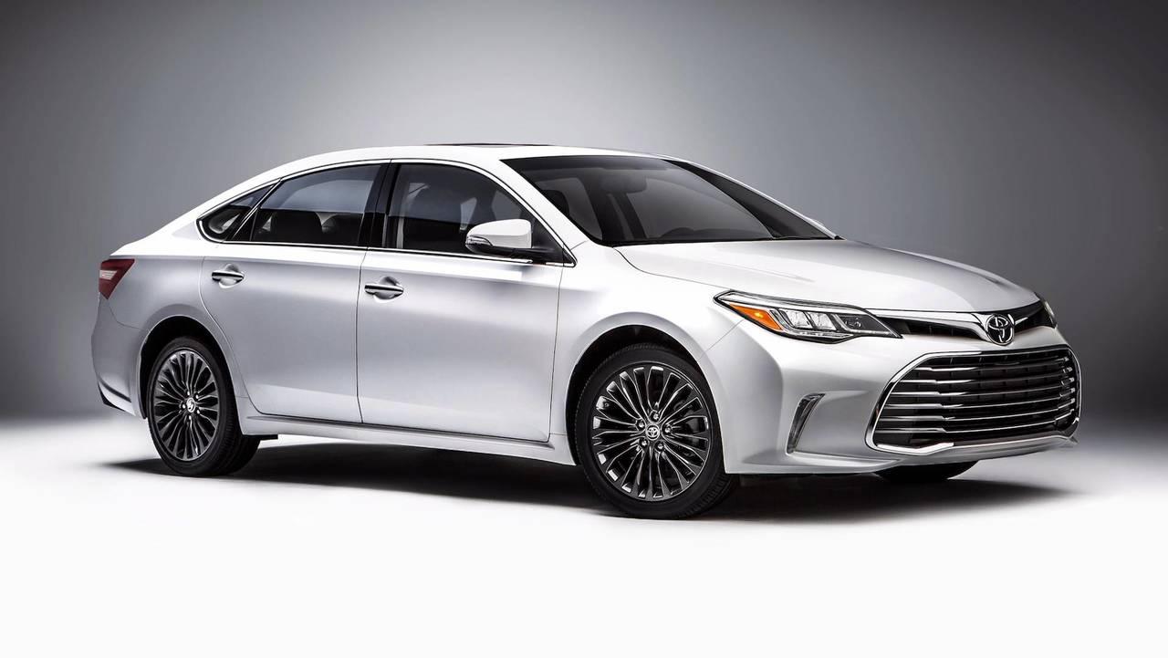 3. Large Cars: Toyota Avalon