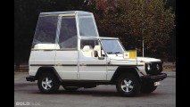 Mercedes-Benz 230 G Popemobile
