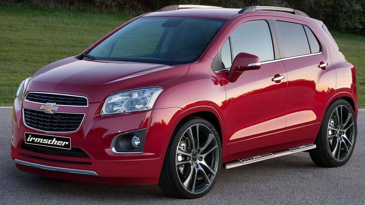 Chevrolet trax gets tuned by irmscher chevrolet trax by irmscher 2942013 sciox Image collections