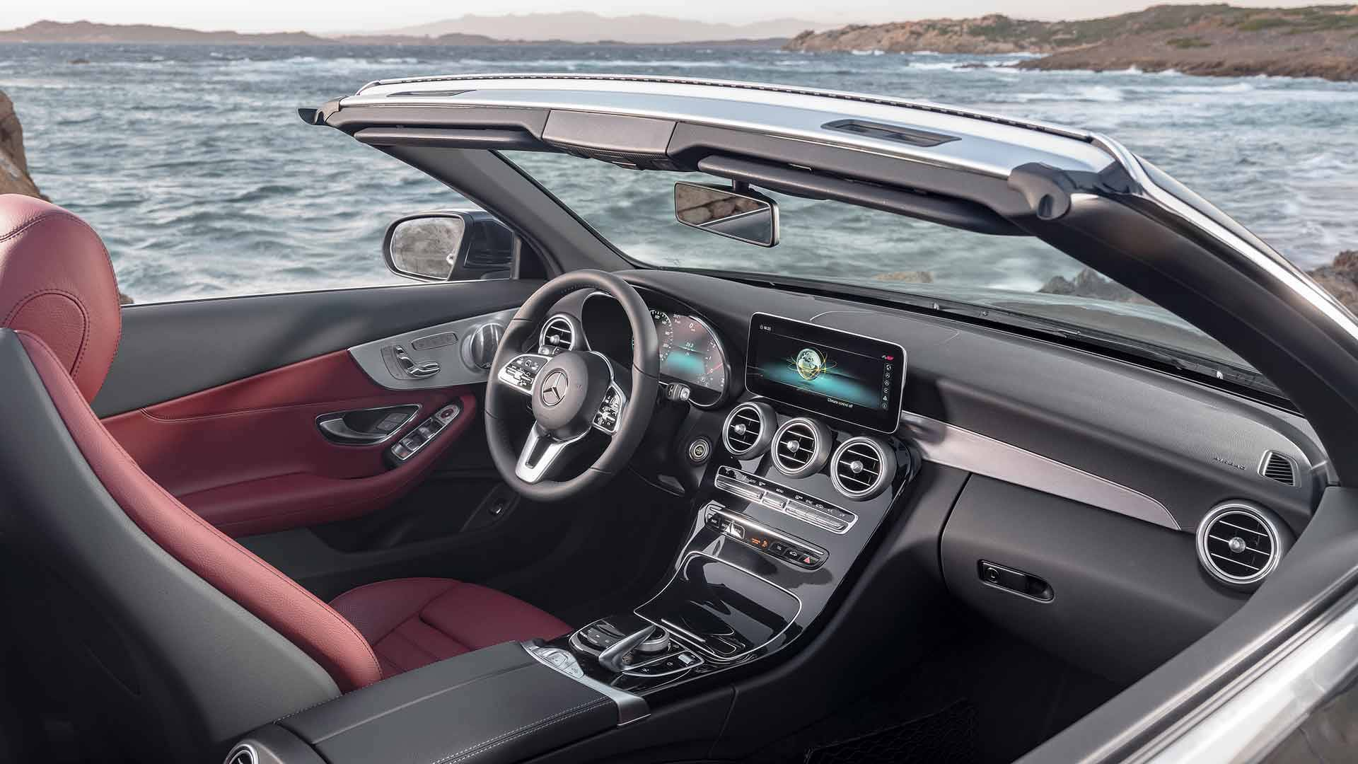 Facelifted 2019 Mercedes-Benz C-class     - VWVortex com